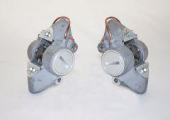 Brake caliper pair