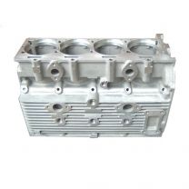Cylinder block 2.5ltr with caps & main bearing studs #