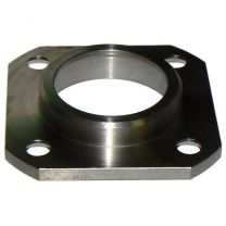 Square bearing housing in head