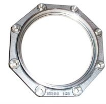 Housing for rear crank seal