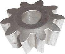 Bevel gear for brake pedal quadrants