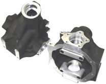 Jaguar 4HU differential case & cover in magnesium #