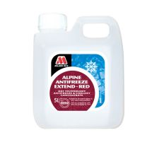 Alpine Antifreeze Extend Red - 5 Litres