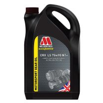 Dog box and differential oil (5ltr)