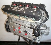 Coventry climax 2.5ltr FPF engine