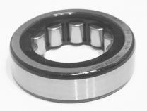 Shuttle shaft roller bearing