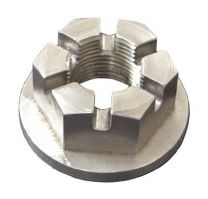 Crankshaft Nut; slotted 20x1.5