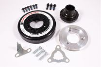 Damper and pulley kit dry sump LWE